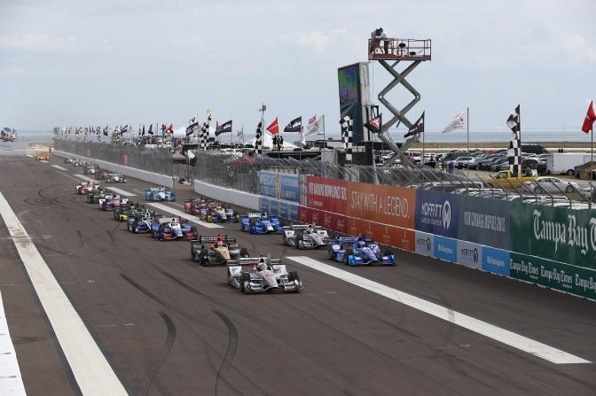St. Petersburg (FOTO: Chris Jones/Indianapolis Motor Speedway, LLC Photography)