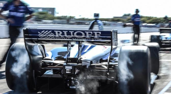 Andretti (FOTO: Chris Owens/IMS, LLC Photo)