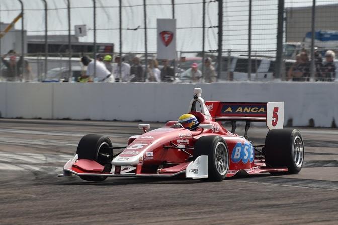 Urrutia (FOTO: Chris Owens/Indianapolis Motor Speedway, LLC Photography)