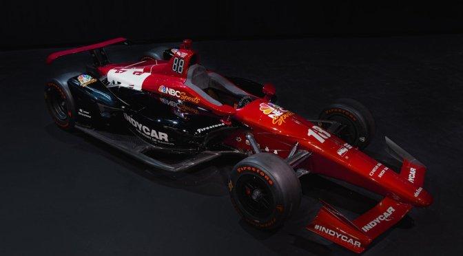NBC transmitirá toda la IndyCar en Estados Unidos