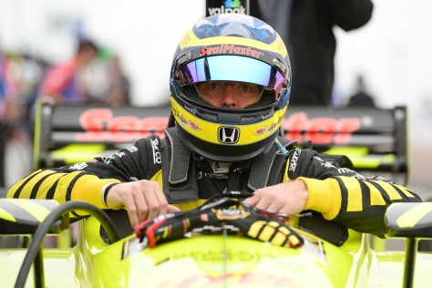 Nuevo triunfo de Bourdais en St. Pete (FOTO: James Black/IMS, LLC Photo)