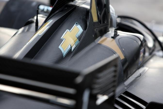 Chevrolet, listo para 2018 e Indianapolis