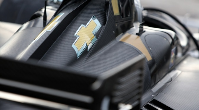 VIDEO: Chevrolet presenta el auto 2019 de IndyCar