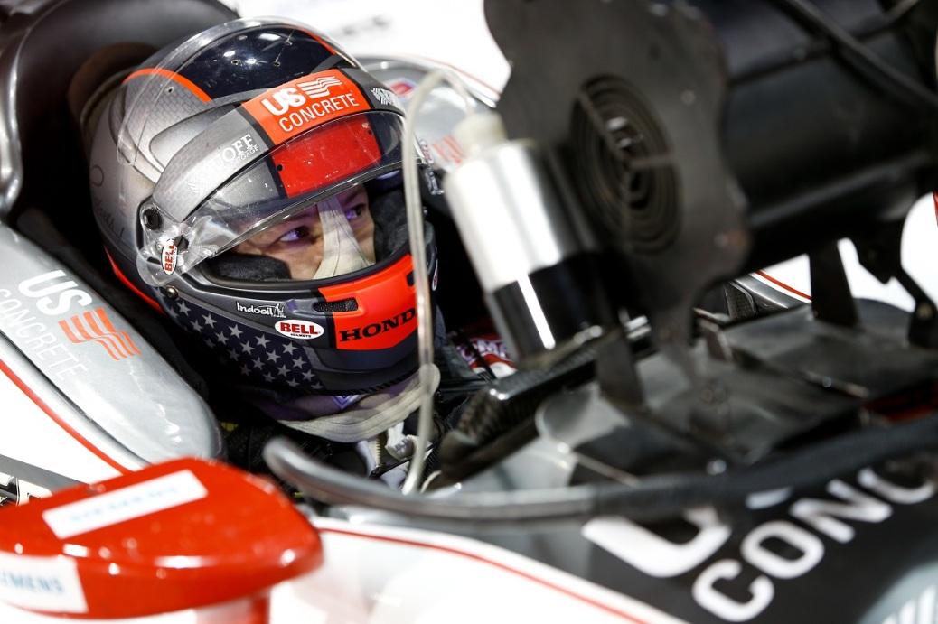 Andretti (FOTO: Joe Skibinski/IMS, LLC Photography)