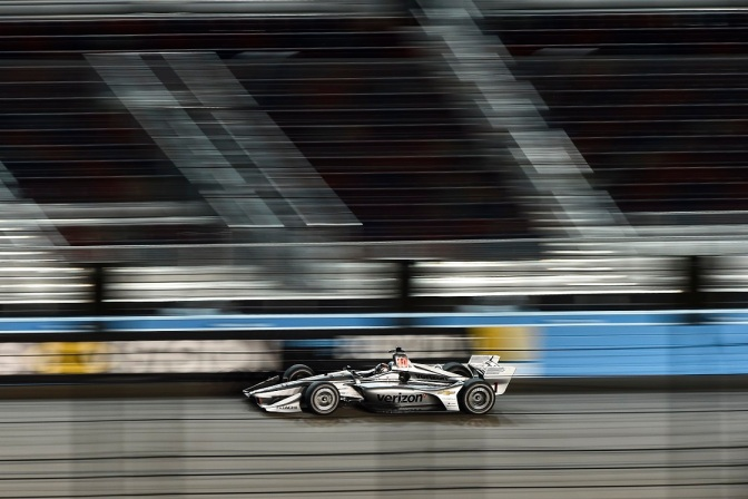 Newgarden (FOTO: Chris Owens/IMS, LLC Photo)