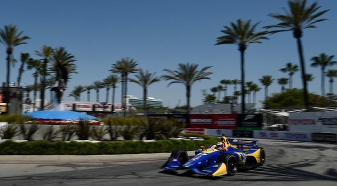 Rossi (FOTO: Chris Owens/IMS, LLC Photo)
