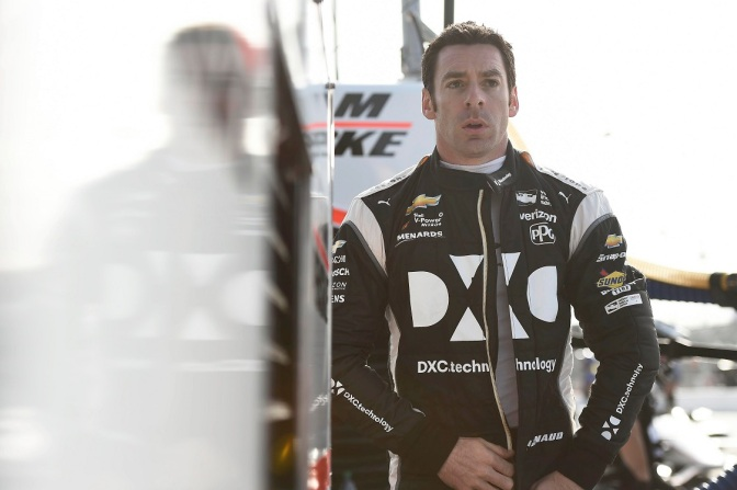 Pagenaud (FOTO: Chris Owens/IMS, LLC Photo)