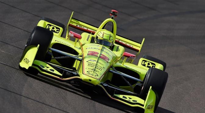 Pagenaud lidera primera práctica en Phoenix