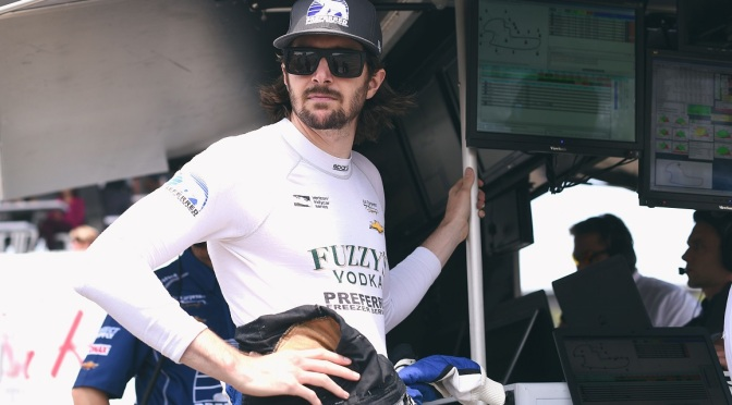 Hildebrand (FOTO: Chris Owens/IMS, LLC Photo)
