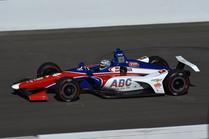 Kanaan (FOTO: Chris Jones/iMS, LLC Photo)