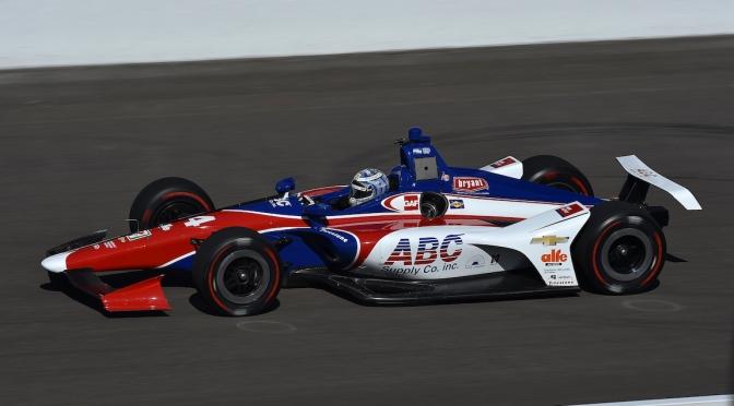 Kanaan lideró el Open Test en Indy