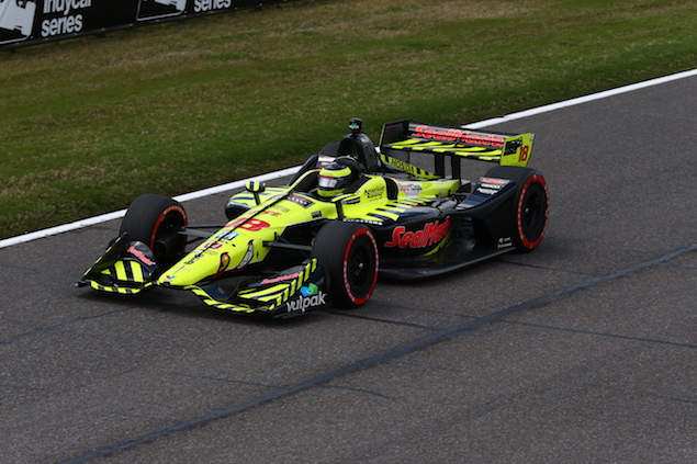 Bourdais (FOTO: Bret Kelley/IMS, LLC Photo)