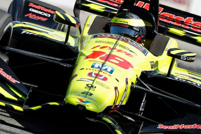 Long Beach 2018, por Sébastien Bourdais