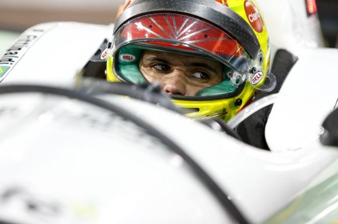 Llega del debut de Fittipaldi