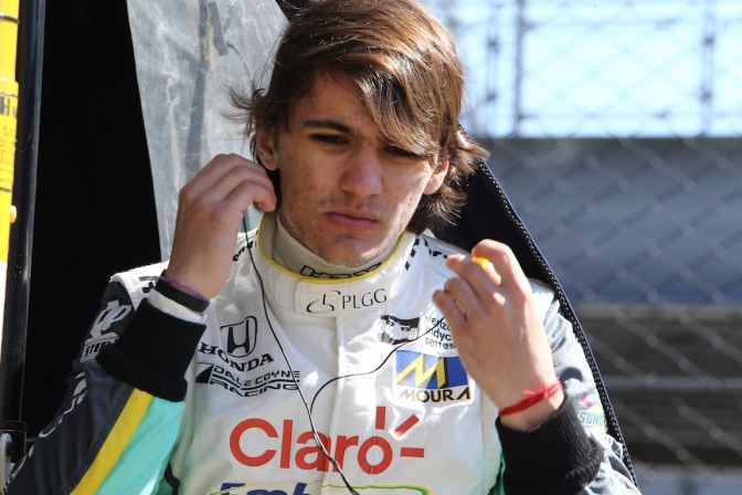 Fittipaldi, fuera de Indy 500