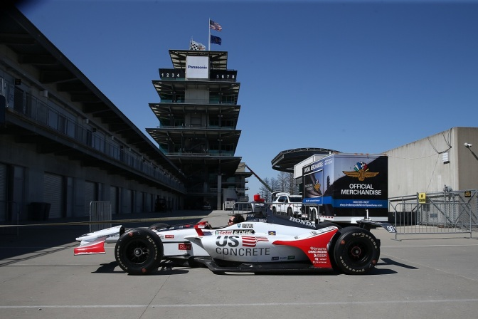 Andretti (FOTO: Chris Jones/IMS, LLC Photo)