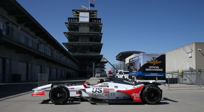 Andretti (FOTO: Chris Jones/IMS, LLC Photo)