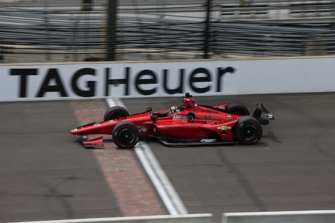 Davison (FOTO: Chris Jones/IMS, LLC Photo)