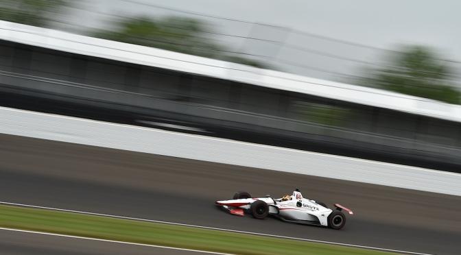 Serviá llega a su décima Indy 500