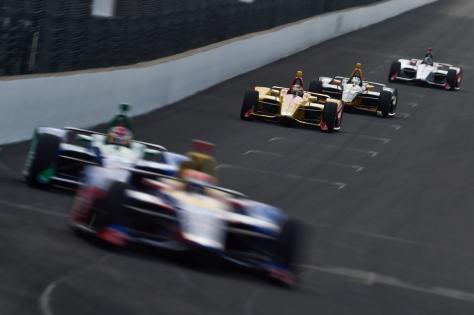 Indy 500 (FOTO: Chris Owens/IMS, LLC Photo)