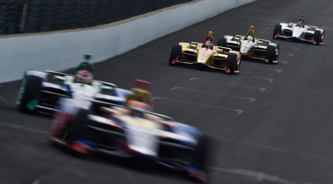 Indy 500 (FOTO: Chris Owens/IMS, LLC Photo)