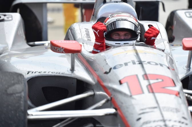 Will Power se consagra en Indy 500