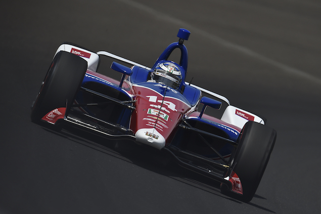 Kanaan (FOTO: Chris Owens/IMS, LLC Photo)