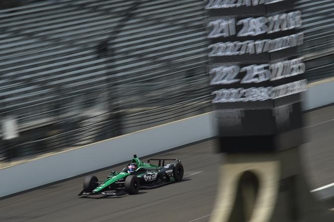 Así se clasifica para Indy 500