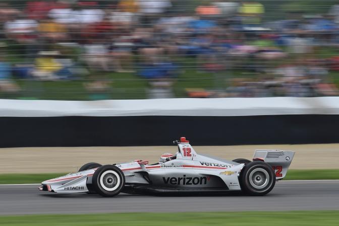 Tercera victoria de Power en el GP de Indy