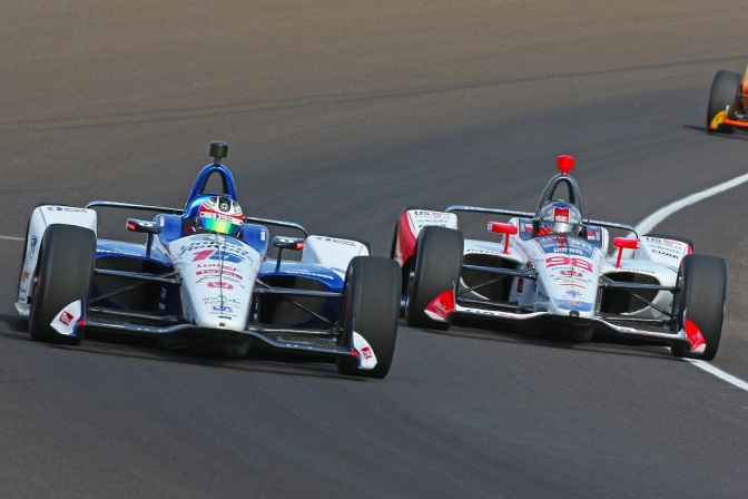 Andretti (FOTO: Mike Harding/IMS, LLC Photo)