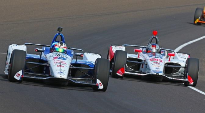 Andretti (FOTO: Mike Harding/IMS, LLC Photo)