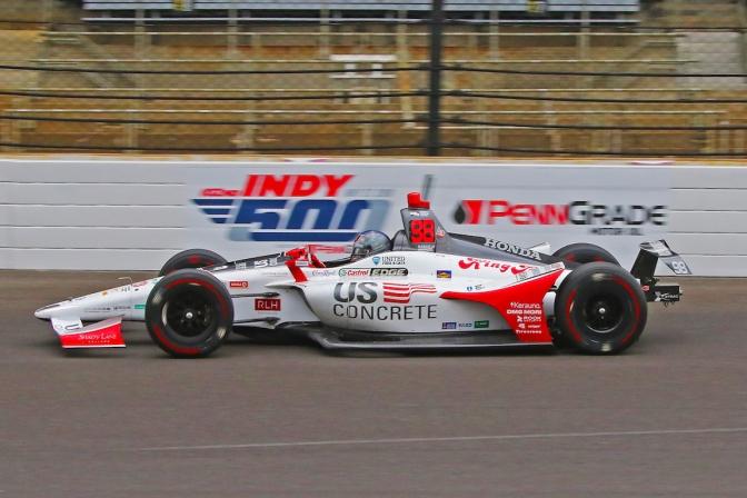 Día 4: Andretti con lo mejor de la semana