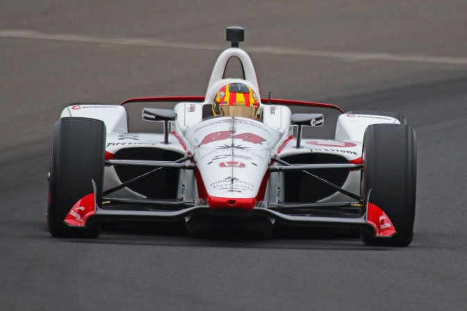 TV: Qualy de la Indy 500 2018