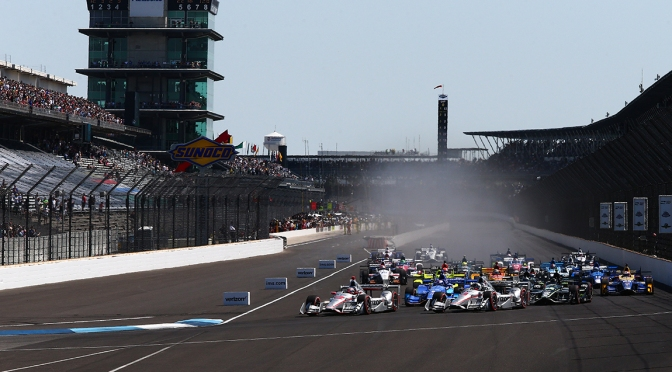 GP de Indy (FOTO: Bret Kelley/IMS, LLC Photo)