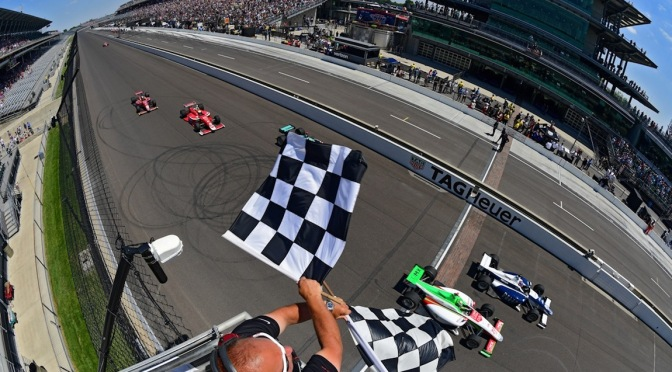 Lights: Herta gana una intensa Freedom 100