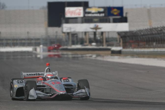 24 en la lista del INDYCAR Grand Prix
