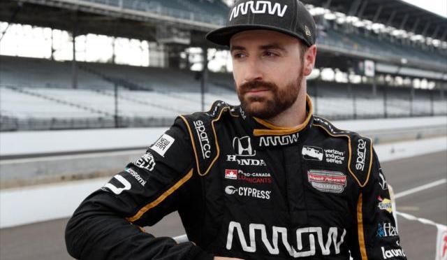 Hinchcliffe finalmente no correrá la Indy 500