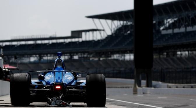 HORARIOS DE ACTIVIDAD: Indy 500