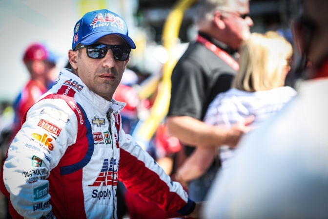 Kanaan (FOTO: Shawn Gritzmacher/IMS, LLC Photo)
