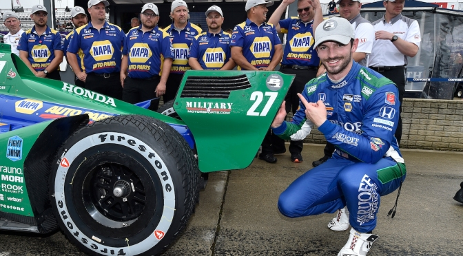 Rossi suma Pole No. 2 en 2018