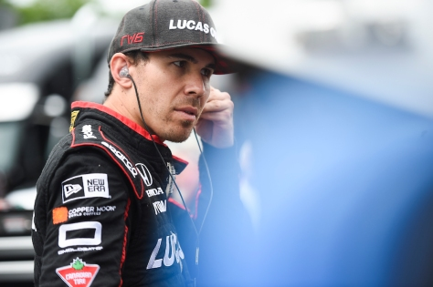 Wickens (FOTO: Chris Owens/IMS, LLC Photo)