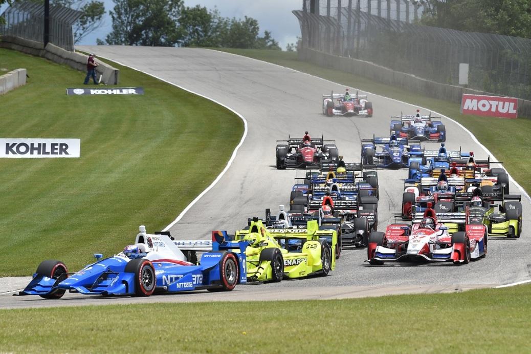 Road America (FOTO: Chris Owens/IMS, LLC Photo)