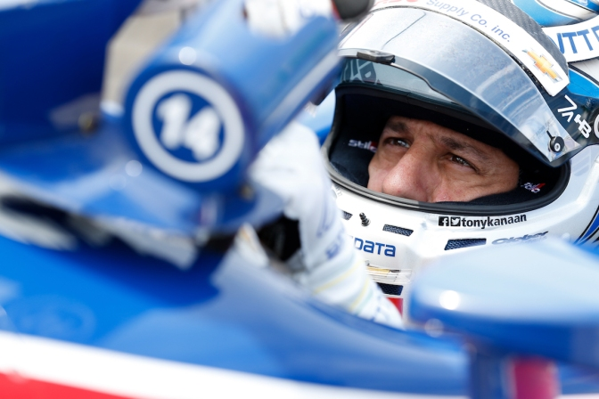 Kanaan (FOTO: Joe Skibinski/IMS, LLC Photo)