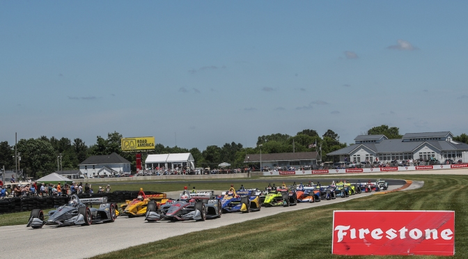 Road America (FOTO: Shawn Gritzmacher/IMS, LLC Photo)