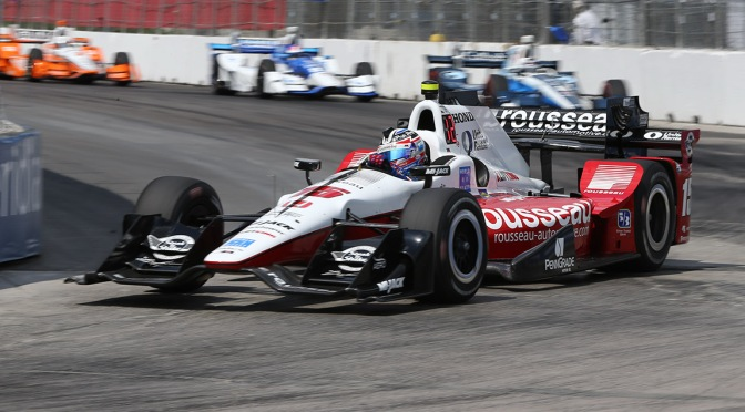 Rahal (FOTO: Chris Jones/IMS, LLC Photo)