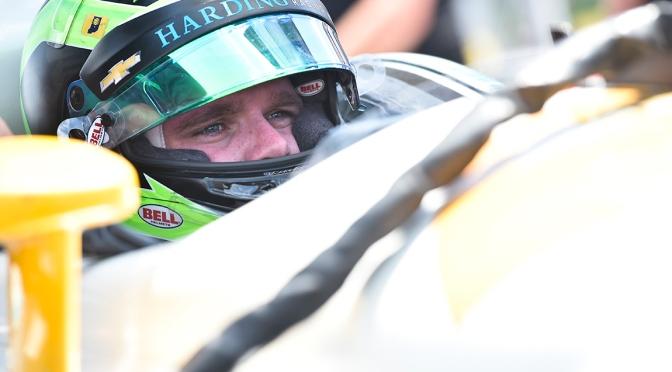 Daly seguirá con Harding en Mid-Ohio