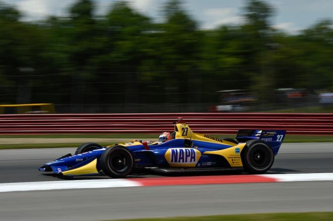 Suma Rossi su tercera pole del año