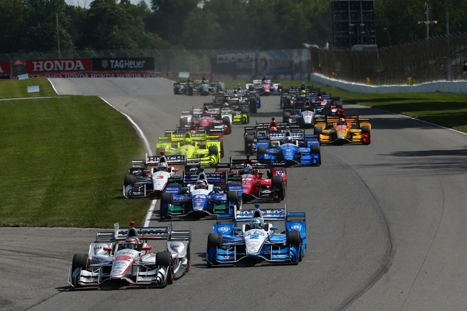 Mid-Ohio (FOTO: Bret Kelley/IMS, LLC Photo)