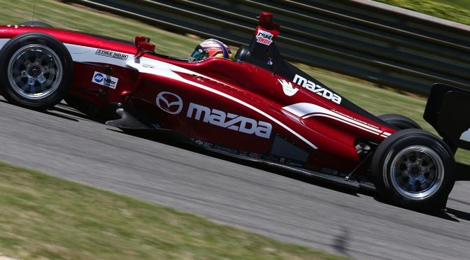 Mazda deja el Road to Indy