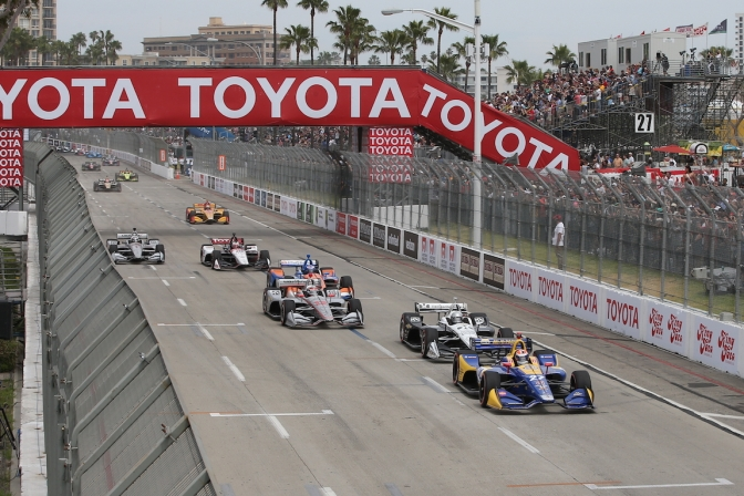 Long Beach se queda sin Toyota